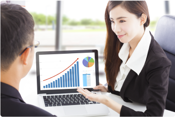 Investor, investment & G2B2C management